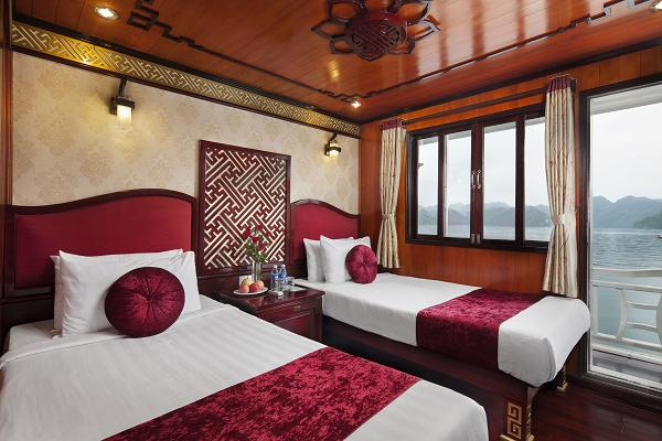 Ha Long Rosa Cruise